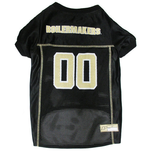 Purdue Boilermakers Dog Jersey