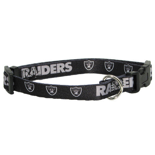 Oakland Raiders Dog Collar (Discontinued)