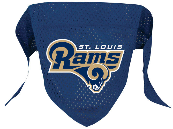 St. Louis Rams Dog Bandana