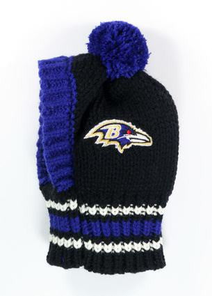 Baltimore Ravens Knit Hat