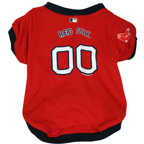 Boston Red Sox Dog Jersey (Discontinued)