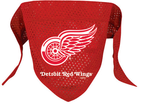 Detroit Red Wings Dog Bandana (Discontinued)