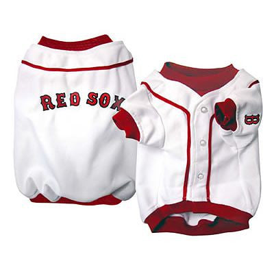 Boston Red Sox Premium Dog Jersey (Discontinued)