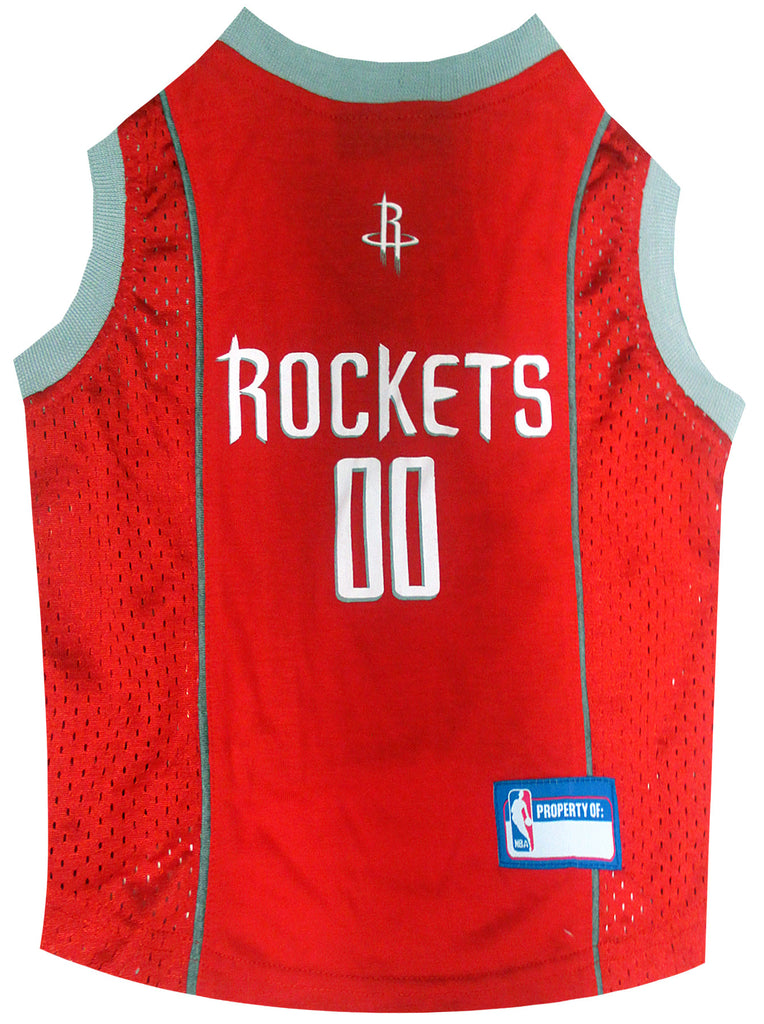 Houston Rockets Dog Tank Jersey