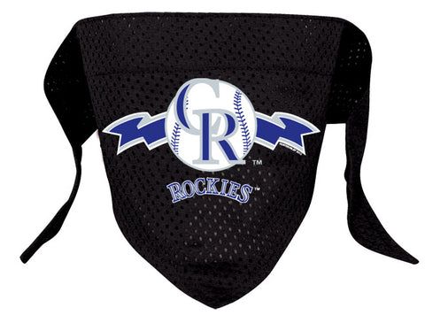 Colorado Rockies Dog Bandana (Discontinued)