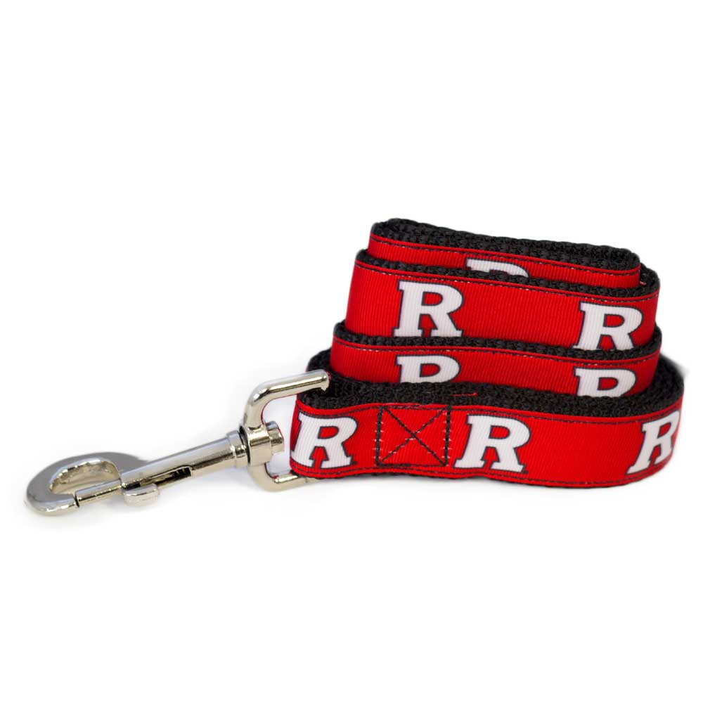 Rutgers Scarlet Knights Premium Dog Leash
