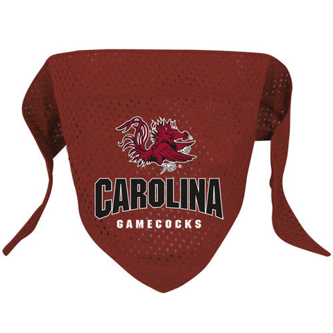 South Carolina Gamecocks Dog Bandana 2 (Discontinued)