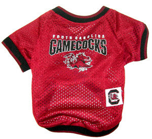 South Carolina Gamecocks Dog Jersey (Discontinued)