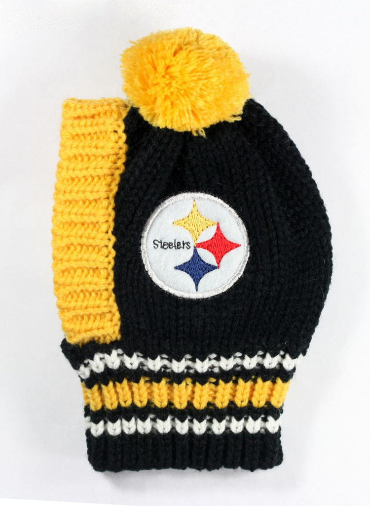 Pittsburgh Steelers Knit Hat