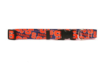 Syracuse Orange Dog Collar 2