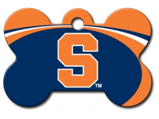 Syracuse Orange Dog ID Tag