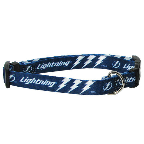 Tampa Bay Lightning Dog Collar (Discontinued)