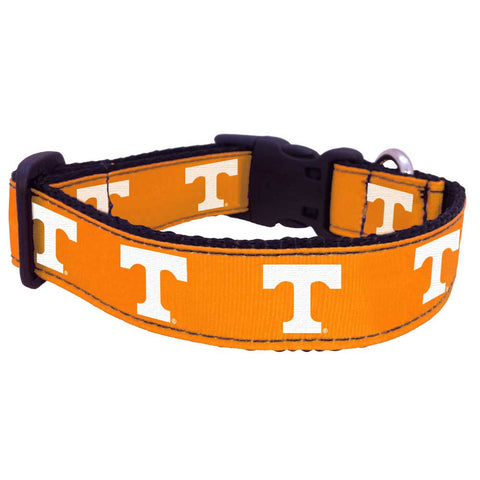 Tennessee Volunteers Premium Dog Collar