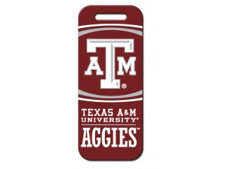 Texas A&M Aggies Luggage Tag