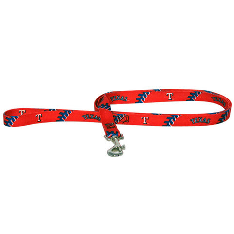 Texas Rangers Dog Leash (Discontinued)
