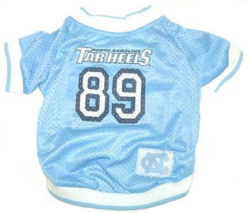North Carolina Tar Heels Dog Jersey (Discontinued)