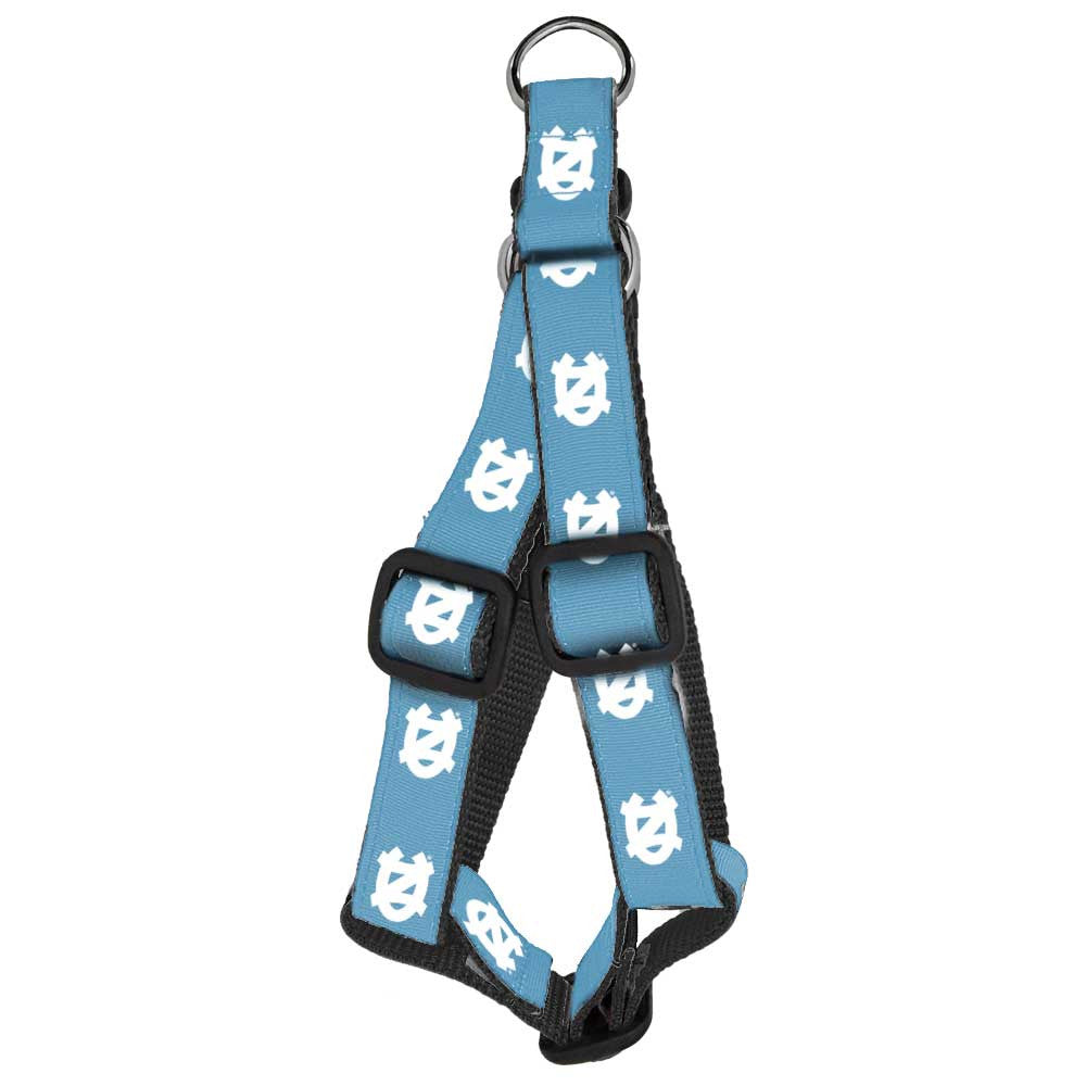 North Carolina Tar Heels Premium Dog Harness