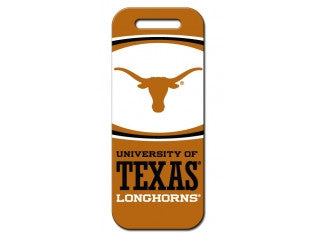 Texas Longhorns Luggage Tag