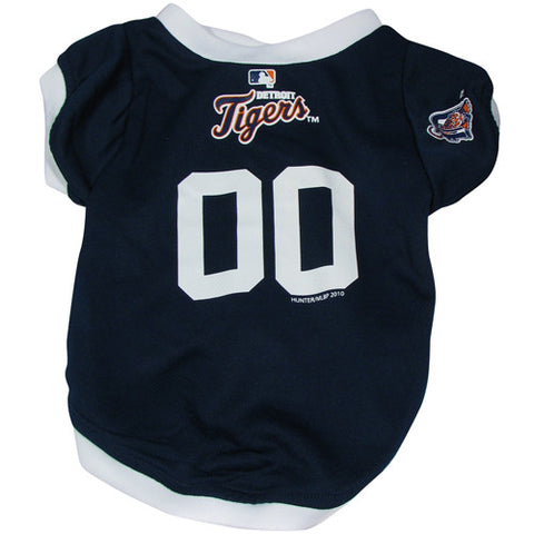 Detroit Tigers Dog Jersey (Discontinued)
