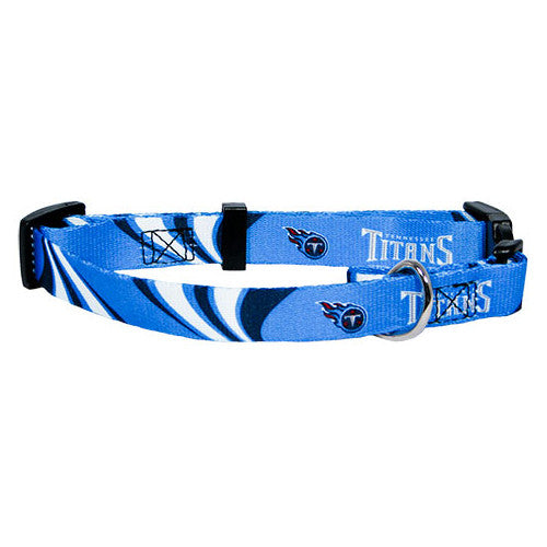 Tennessee Titans Dog Collar (Discontinued)
