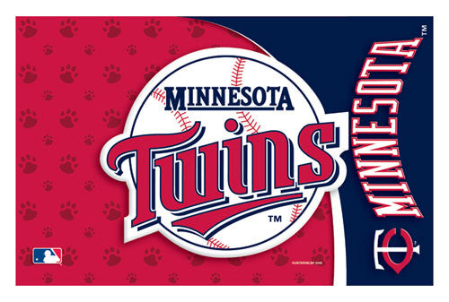 Minnesota Twins Dog Mat