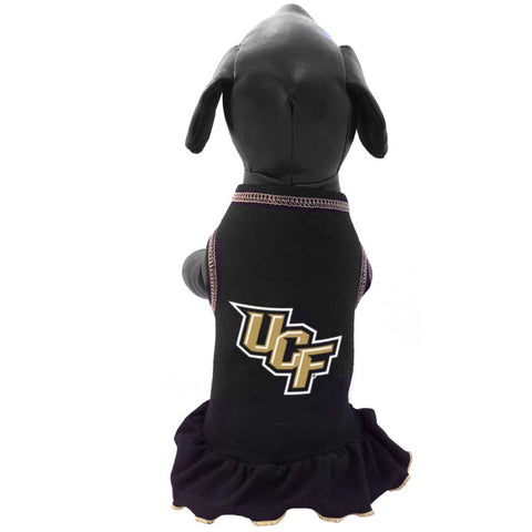 UCF Central Florida Cheerleader Dog Dress