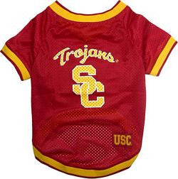 Southern California Trojans Dog Jersey 2 (Discontinued)