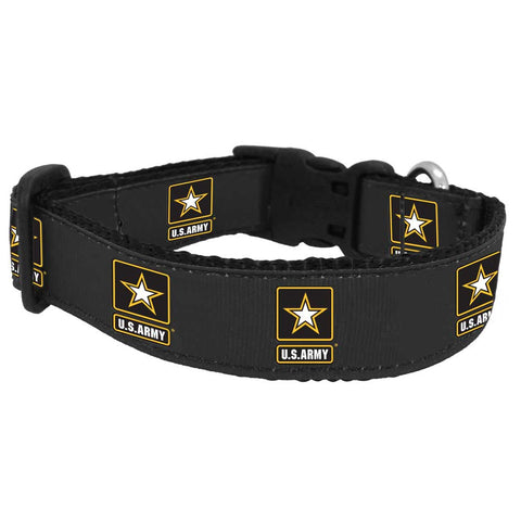 US Army Premium Dog Collar