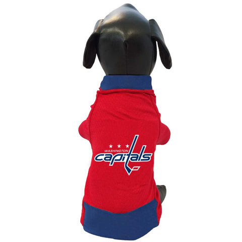 Washington Capitals Dog Jersey