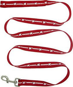 Wisconsin Badgers Dog Leash (Discontinued)