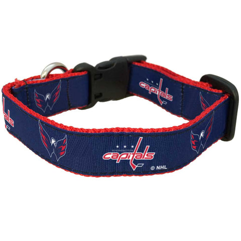 Washington Capitals Premium Dog Collar