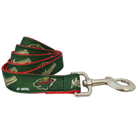 Minnesota Wild Premium Dog Leash