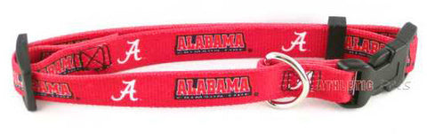 Alabama Crimson Tide Dog Collar (Discontinued)
