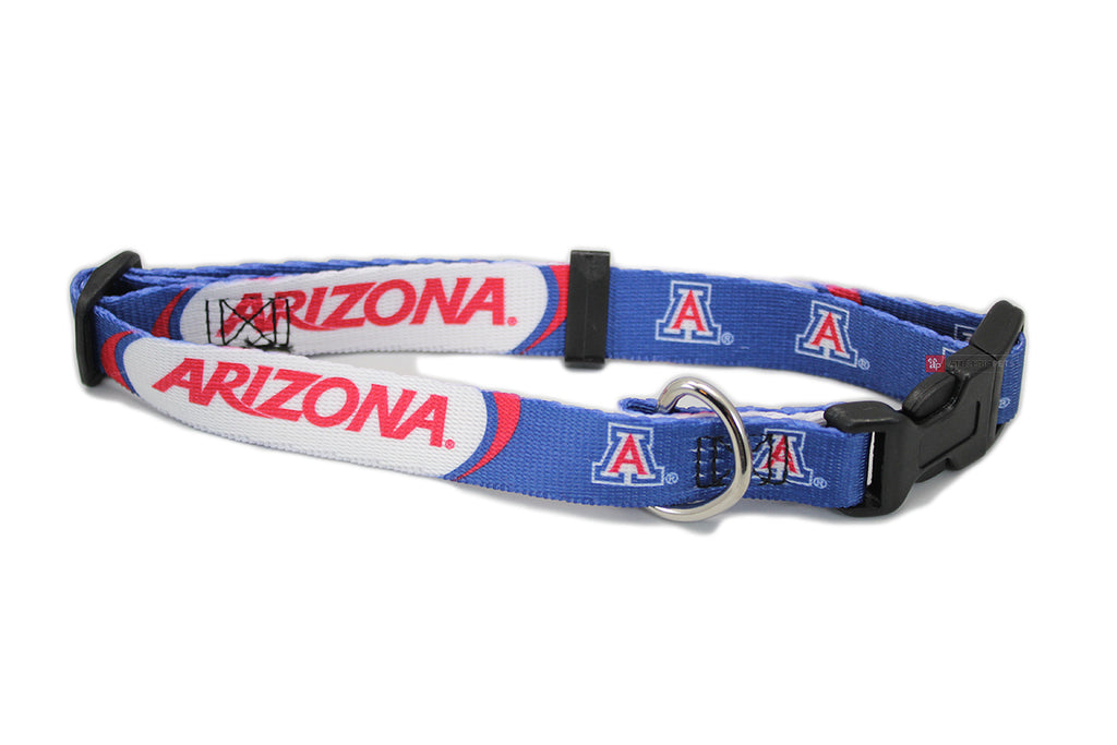 Arizona Wildcats Dog Collar (Discontinued)