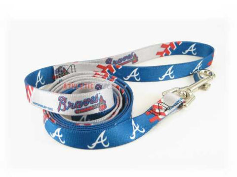 Atlanta Braves Dog Leash 2 (Discontinued)