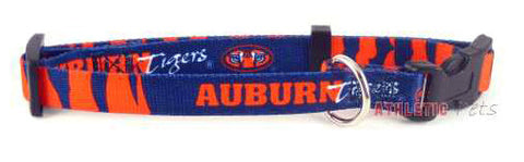Auburn Tigers Dog Collar 2 (Discontinued)