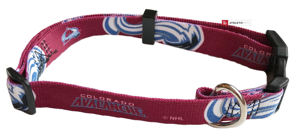 Colorado Avalanche Dog Collar (Discontinued)