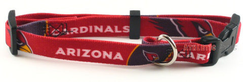 Arizona Cardinals Dog Collar (Discontinued)