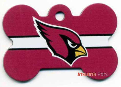 Arizona Cardinals Dog ID Tag