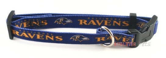 Baltimore Ravens Dog Collar (Discontinued)