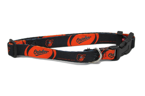 Baltimore Orioles Dog Collar (Discontinued)