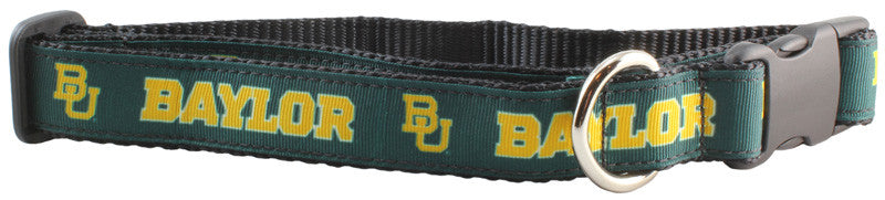 Baylor University Bears Premium Dog Collar