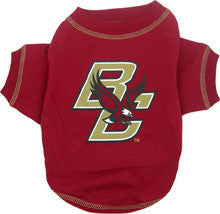 Boston College Eagles Dog T-Shirt 2