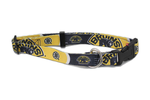 Boston Bruins Dog Collar (Discontinued)
