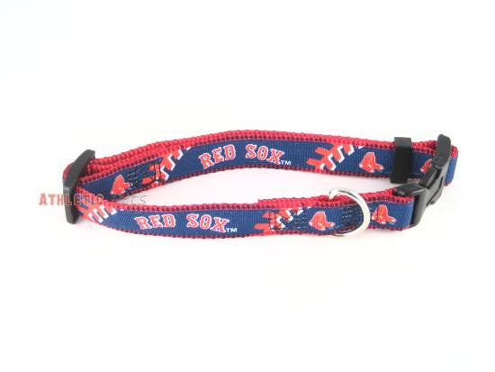 Boston Red Sox Premium Dog Collar 2 (Discontinued)