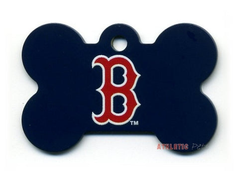 Boston Red Sox Dog ID Tag