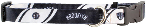 Brooklyn Nets Dog Collar (Discontinued)