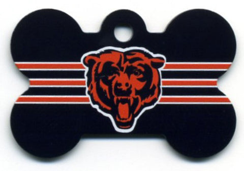 Chicago Bears Dog ID Tag