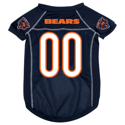 Chicago Bears Dog Jersey (Discontinued)