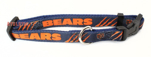 Chicago Bears Premium Dog Collar 2 (Discontinued)